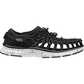 Keen Youth Uneek O2 Sandals Black/White